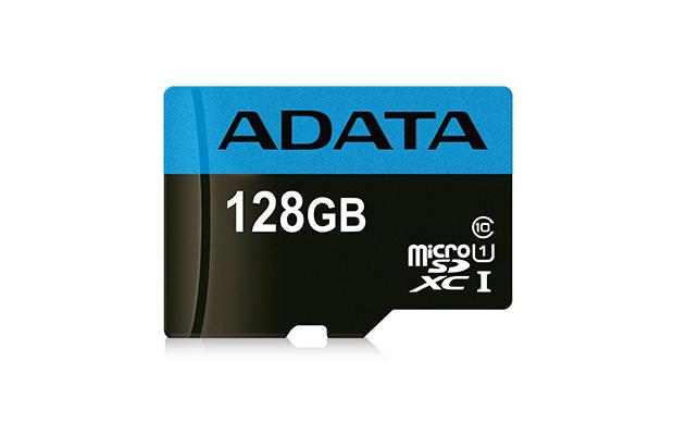 ADATA MicroSDXC 128GB UHS-I Class 10 85/25MB/s