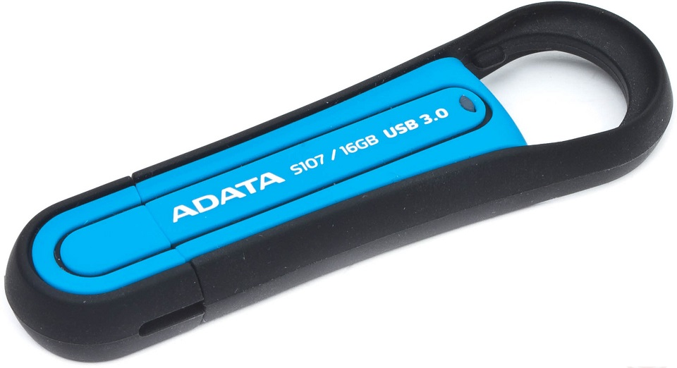ADATA USB S107  16GB blue (USB 3.0)