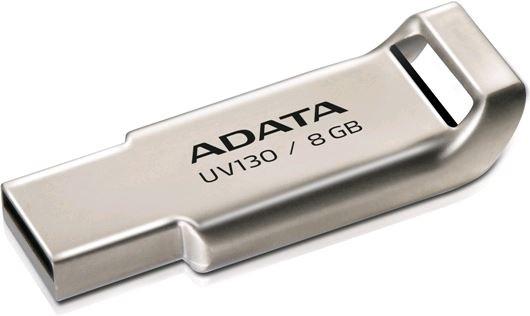 8GB USB ADATA UV130 kovová