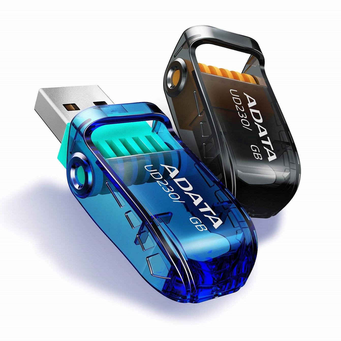 64GB ADATA UD230 USB black