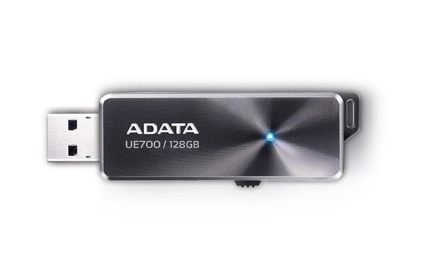 128GB ADATA USB 3.1 UE700 PRO (až 360/180MB/s)