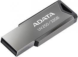 32GB ADATA UV250 USB 2.0 kovová - AUV250-32G-RBK