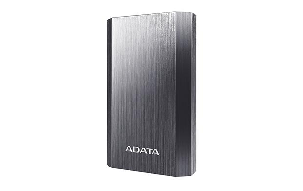 ADATA A10050 Power Bank 10050mAh titánová
