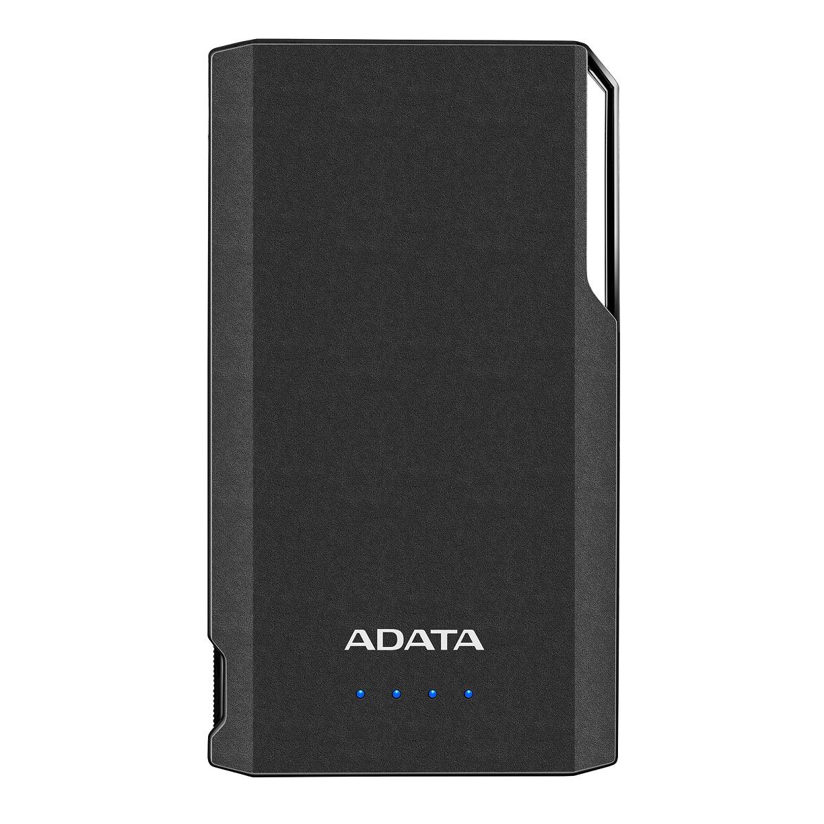 ADATA S10000 Power Bank 10000mAh černá