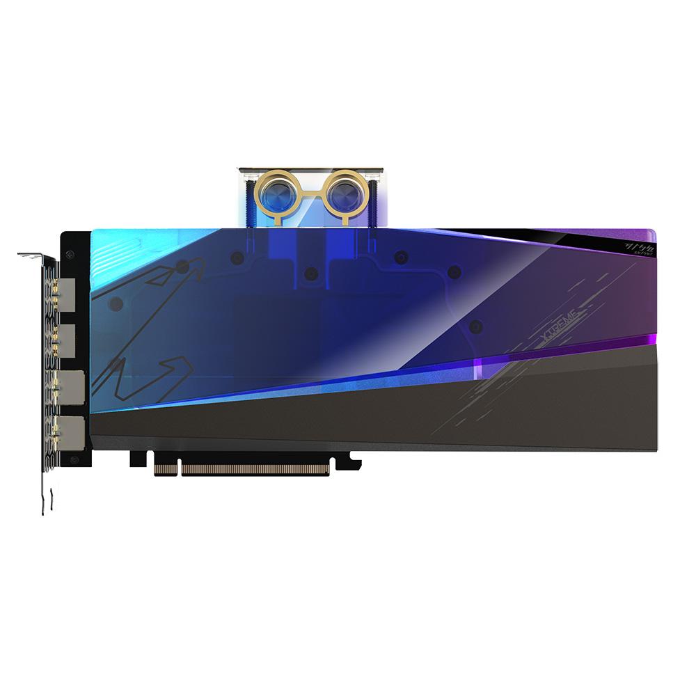 GIGABYTE AORUS RadeonT RX 6900 XT XTREME WATERFORCE WB 16G