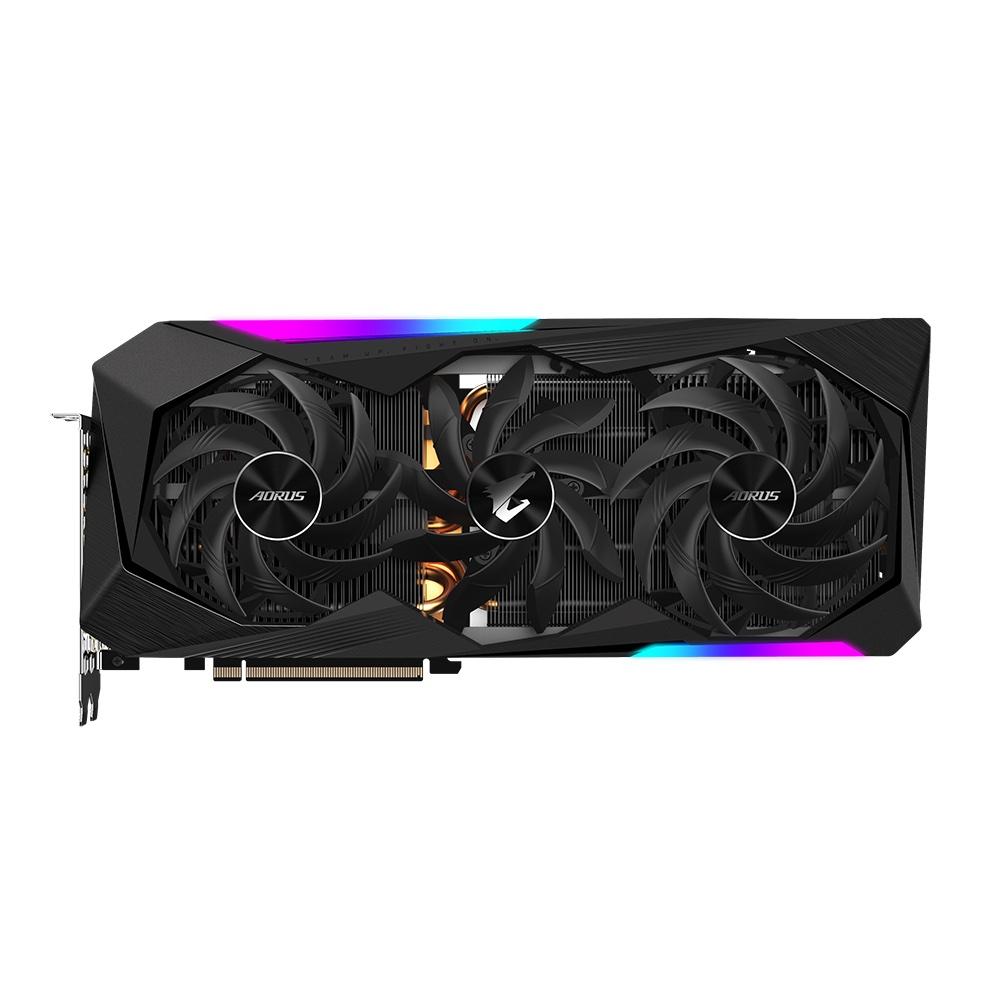 GIGABYTE AORUS RadeonT RX 6800 XT MASTER 16G