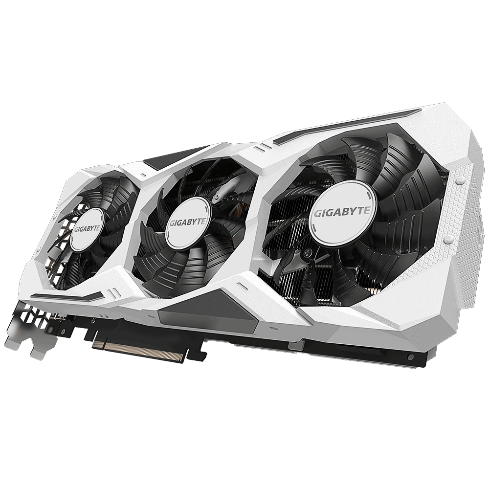 GIGABYTE RTX 2070 SUPER™ GAMING OC 3X WHITE 8G