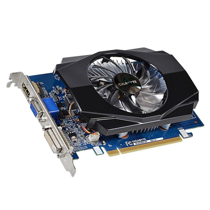 GIGABYTE GT 730 Ultra Durable 2 2GB OC - GV-N730D3-2GI