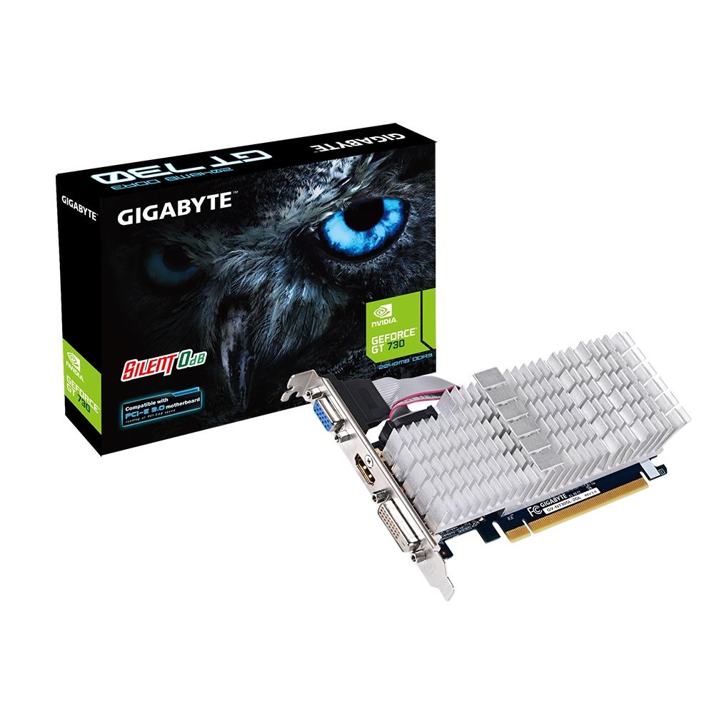 GIGABYTE GT730 2GB (64) pasiv D H Ds D3