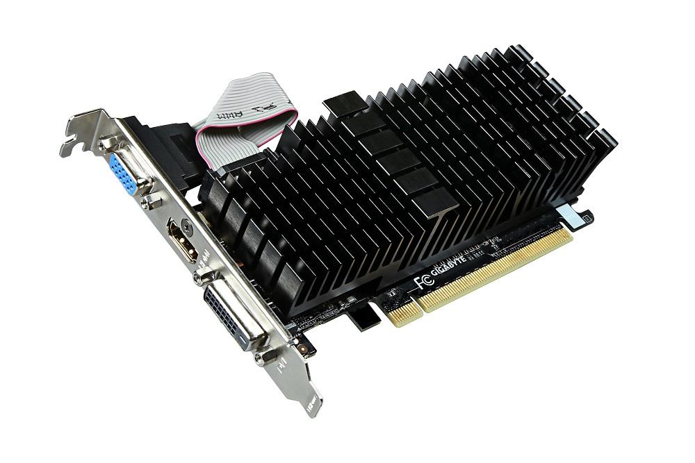 GIGABYTE GT710 1GB (64) pasiv D H Ds D3