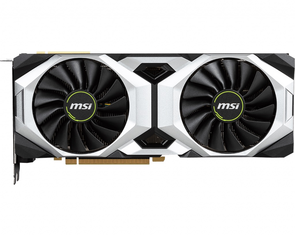 MSI GeForce RTX 2080 Ti VENTUS 11G OC