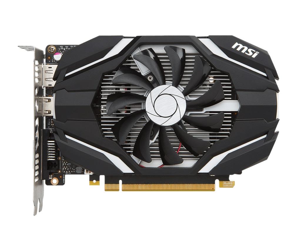 MSI GTX 1050 2G OC