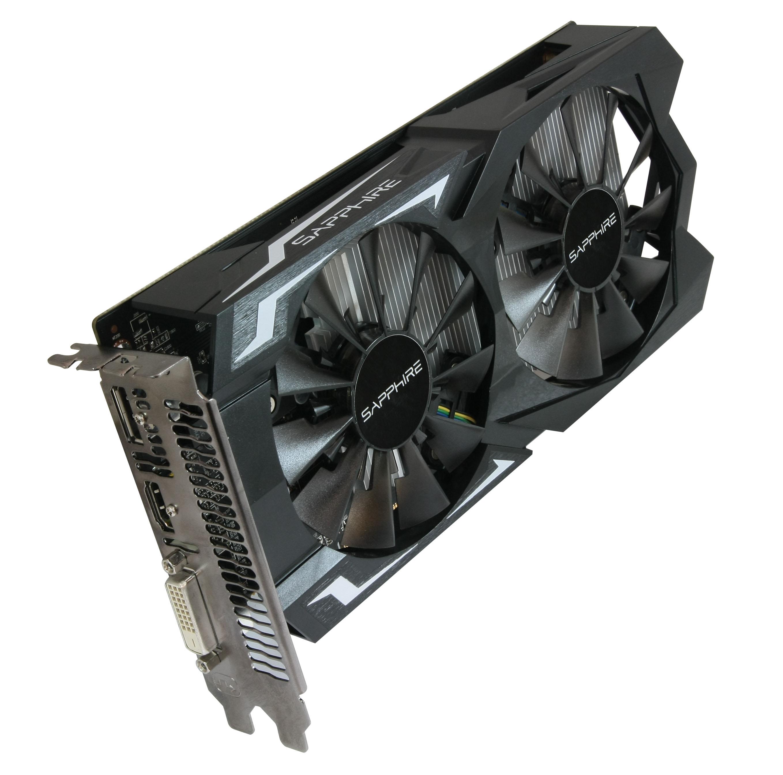 Sapphire RX 460 2GB (128) aktiv D H DP OC D5