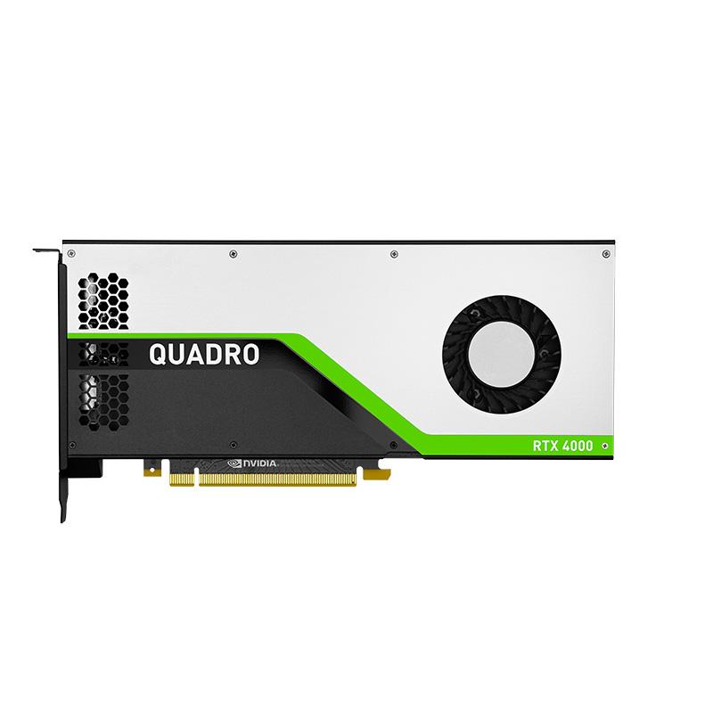 PNY Quadro RTX4000 8GB (256) 3xDP 1xVL - VCQRTX4000-SB