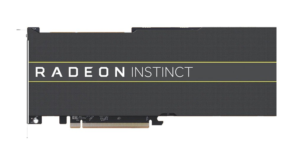 AMD Radeon Instinct™ MI50 Accelerator (16GB)