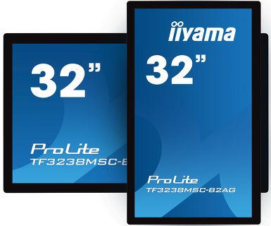 32'' iiyama TF3238MSC-B2AG - TF3238MSC-B2AG