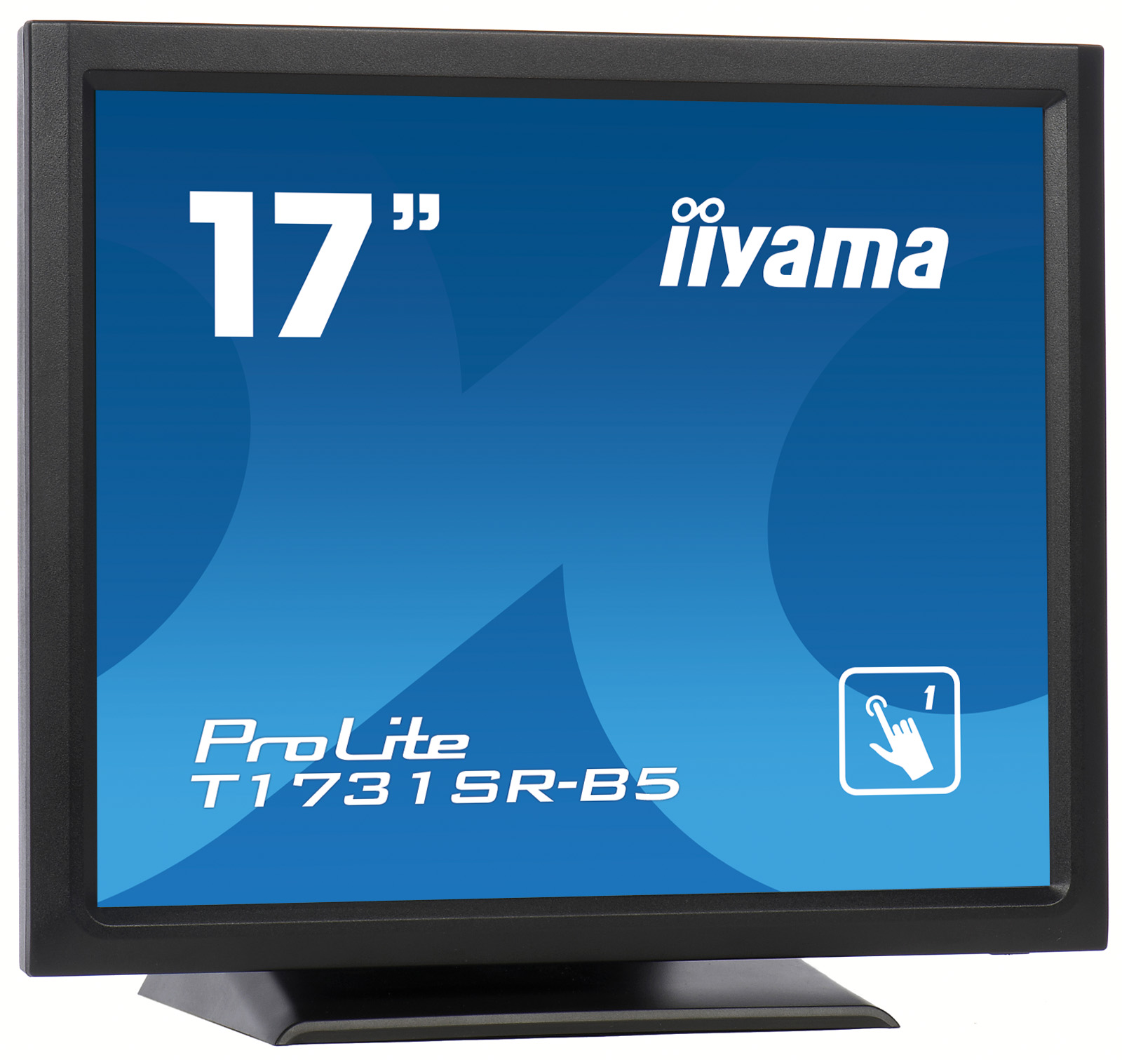 17'' iiyama T1731SR-B5 - TN,SXGA,5ms,250cd/m2, 1000:1,5:4,VGA,HDMI,DP,USB,repro.