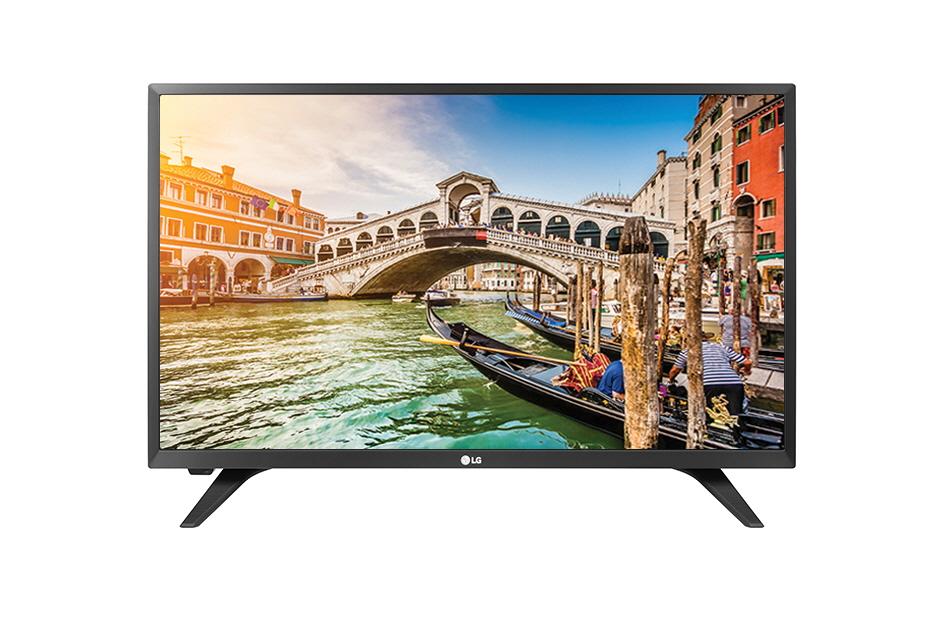 24'' LG LED 24TK420V-PZ - HD, DVB-T2/C/S2,HDMI