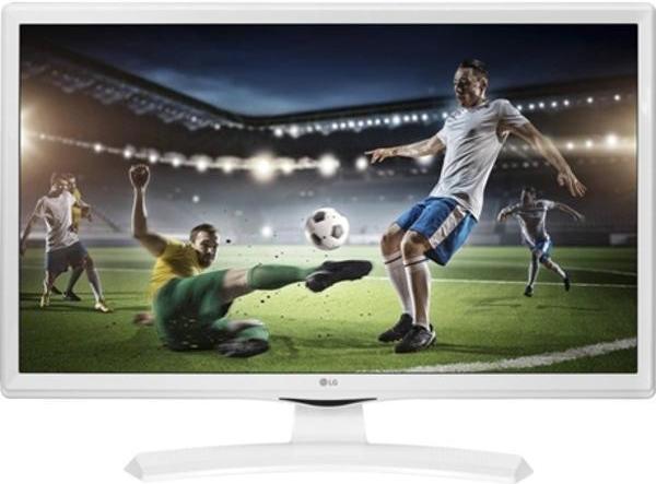 24'' LG LED 24TK410V - HD ready,DVB-T2,HDMI,bílá