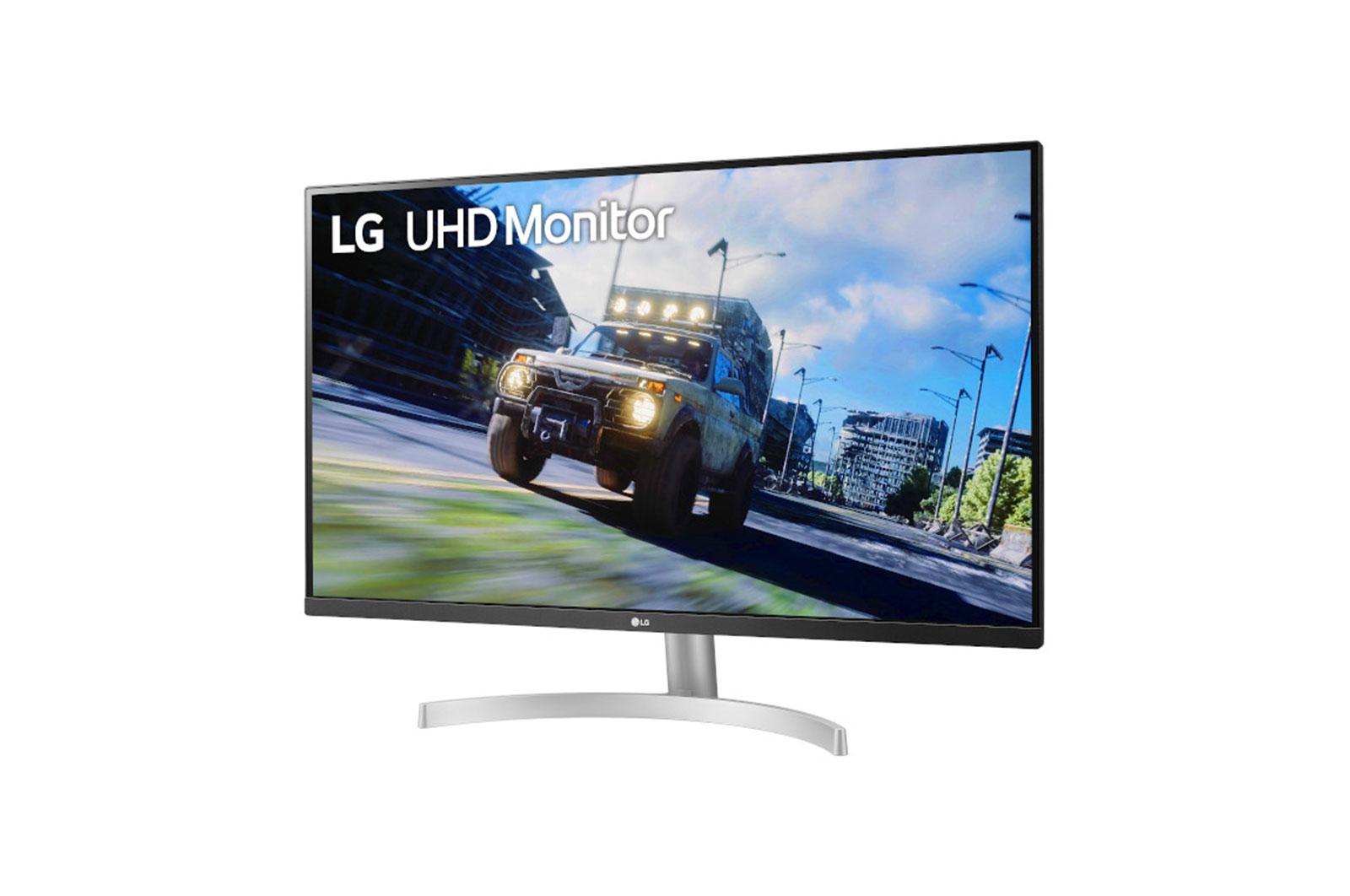 32'' LG LCD 32UN500 - UHD 4K,VA,HDMI,DP,repro - 32UN500-W.AEU