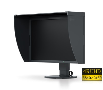 24'' LED EIZO CG248-UHD,IPS,DP,USB,piv,auto HW kal