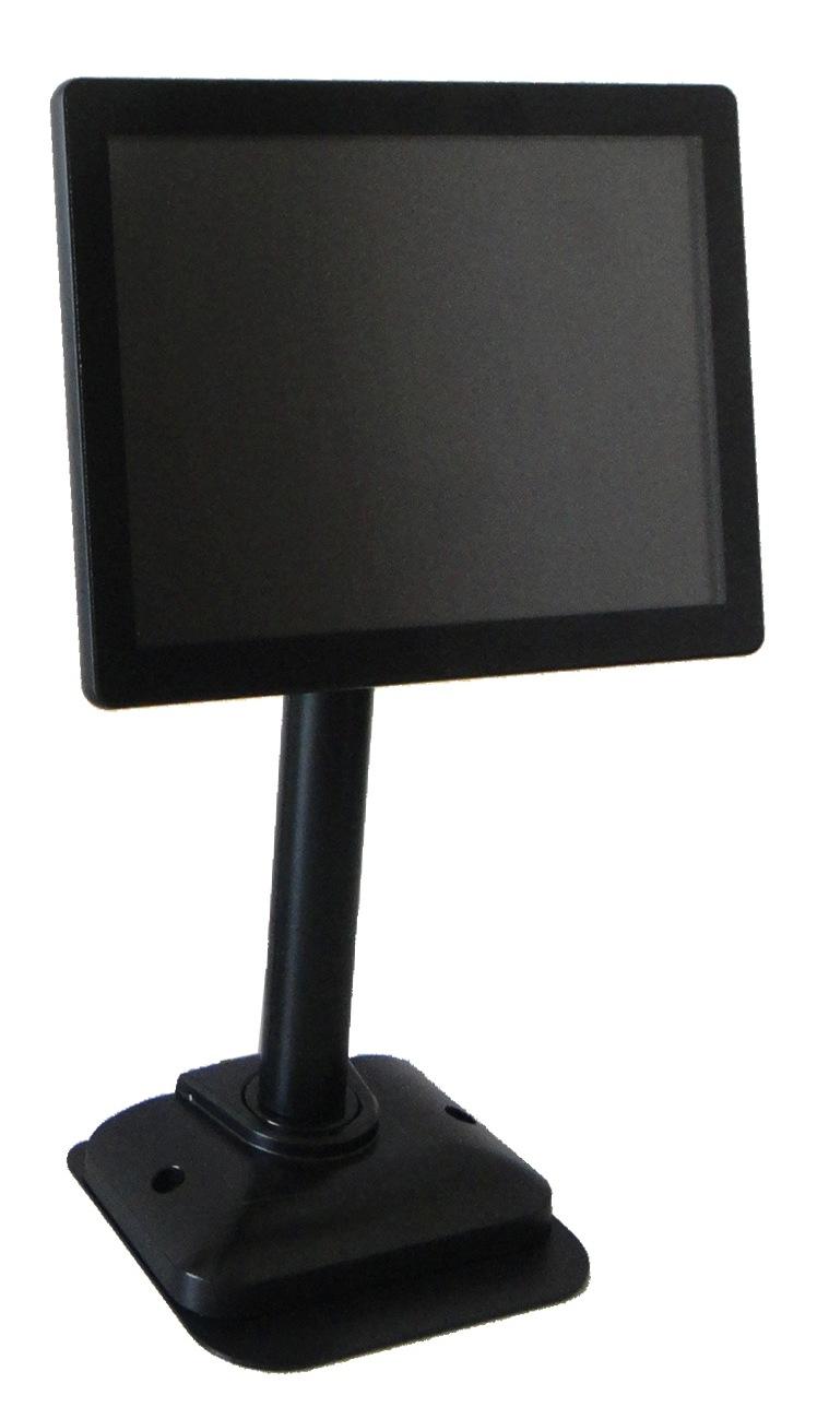 Plastový stojan pro 7-10'' LCD/Touch