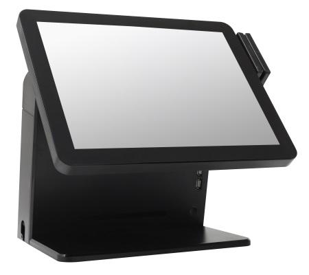 15'' Sisnet V-POS AP-3500, CPU J1900, 4GB RAM, bez HDD, True Flat, kapacitní, bez OS