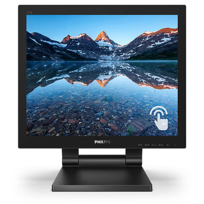17'' LED Philips 172B9T - 1280x1024, touch - 172B9T/00