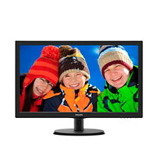 22'' LED Philips 223V5LSB- FullHD,DVI
