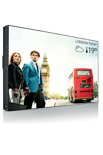 49'' E-LED Philips BDL4988XC - FHD,IPS,450cd, VW
