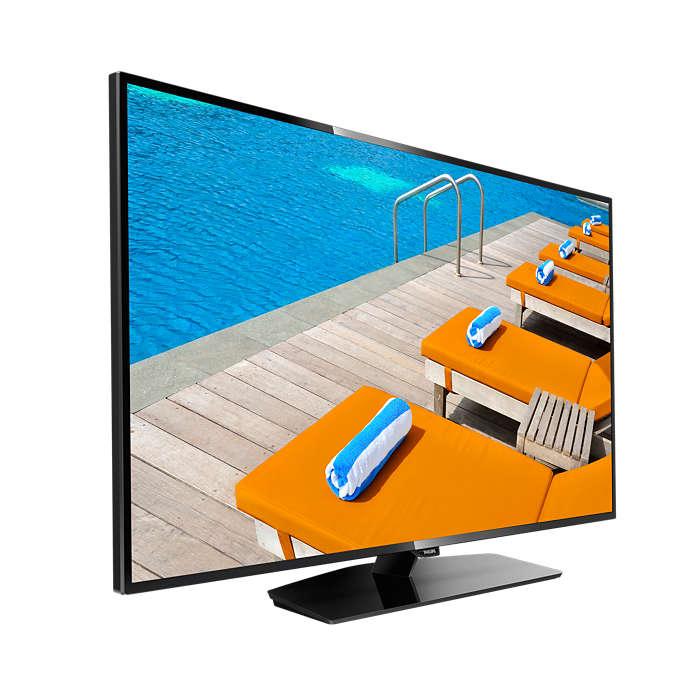 """40"""" HTV Philips 40HFL3010T - EasySuite"""