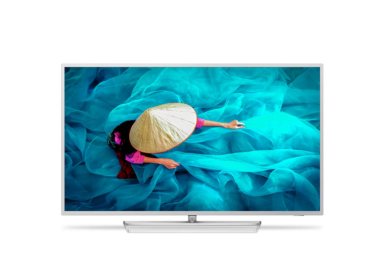 43' HTV Philips 43HFL6014U - UHD,MediaSuite