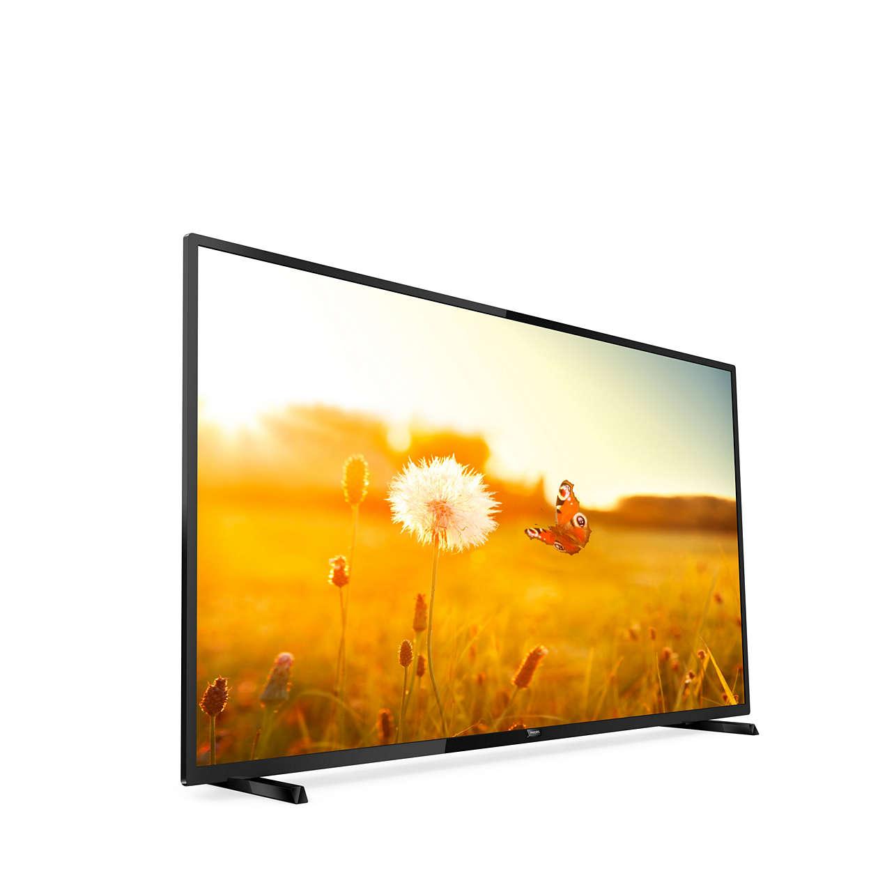 43' HTV Philips 43HFL3014 - EasySuite