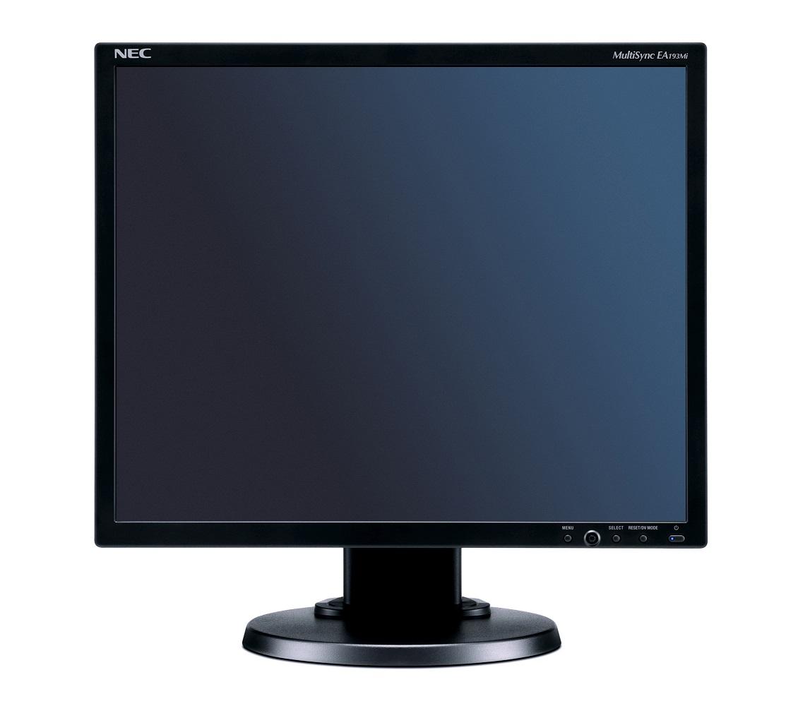 19' LED NEC EA193Mi - 1280x1024,IPS,rep,piv,blk