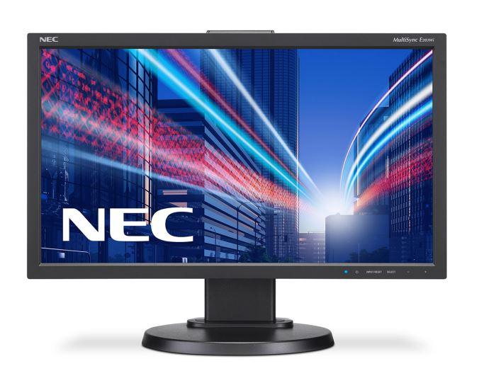 20' LED NEC E203Wi-1600x900,IPS,DP,piv,blk