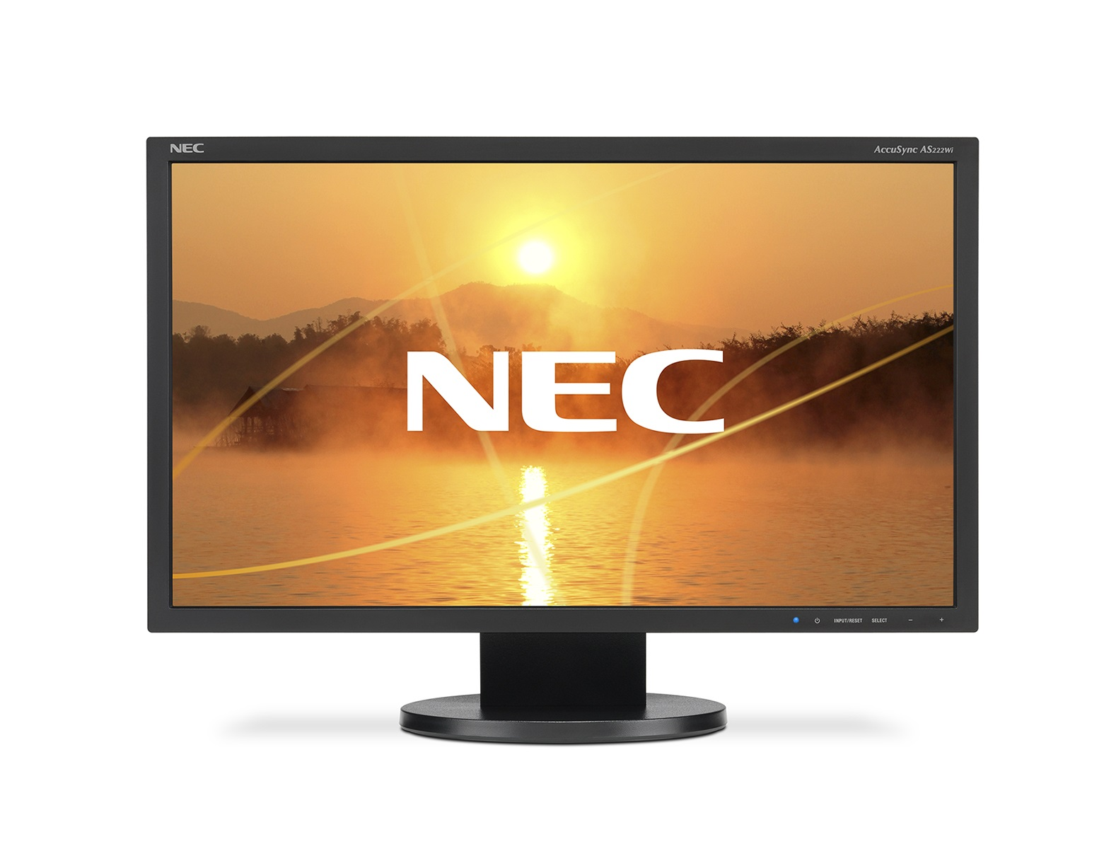 22' LCD NEC AS222Wi - Full HD, DVI, rep