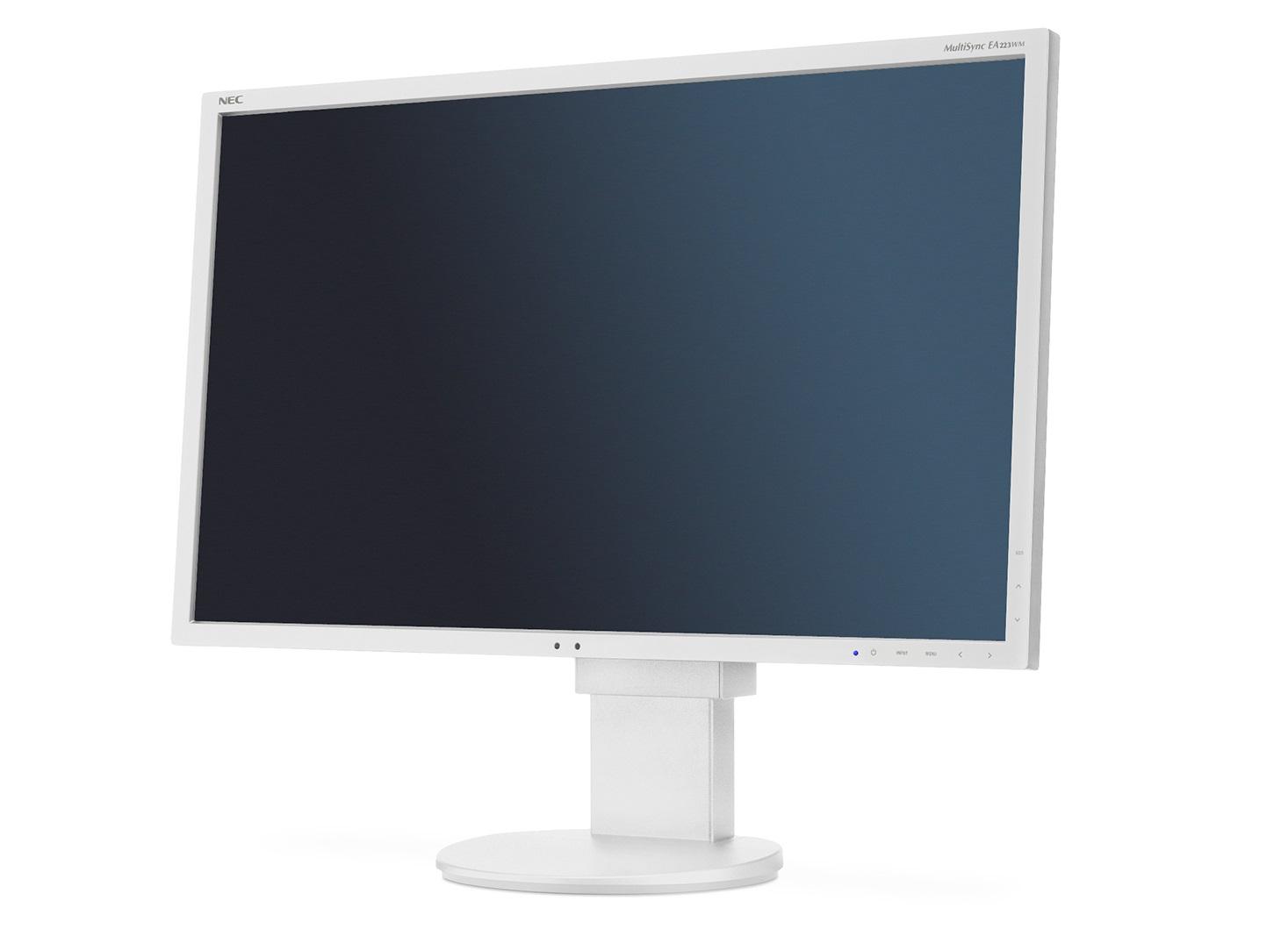22  LED NEC EA223WM - 1680x1050,DVi,DP,piv,rep,slv