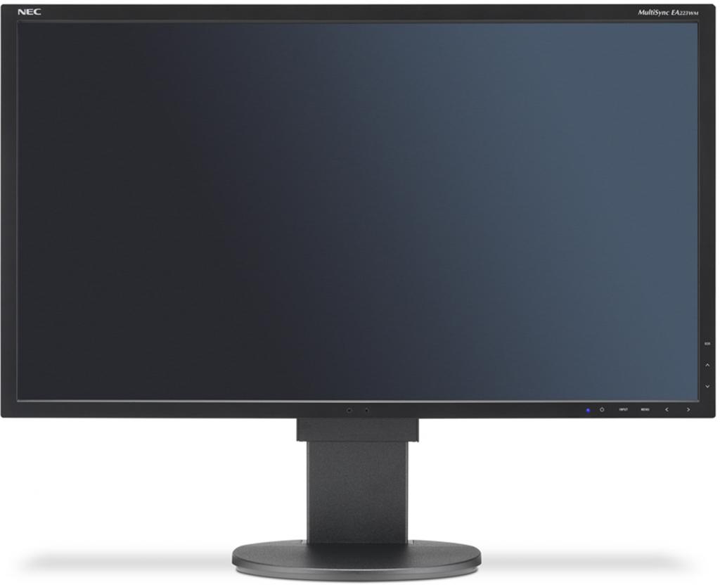 22' LED NEC EA223WM - 1680x1050,DVi,DP,piv,rep,bl