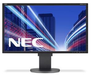 22' LED NEC E224Wi-FHD,IPS,DP,pivot, black