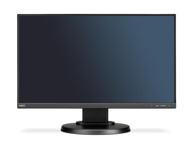 22' LED NEC E221N - black