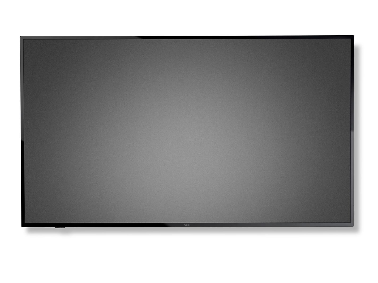 43'' LED NEC E437Q,3840 x 2160,VA,16/7,350cd