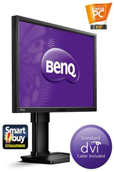 24' LED BenQ BL2411PT-WUXGA,IPS,DVI,DP,rep,piv