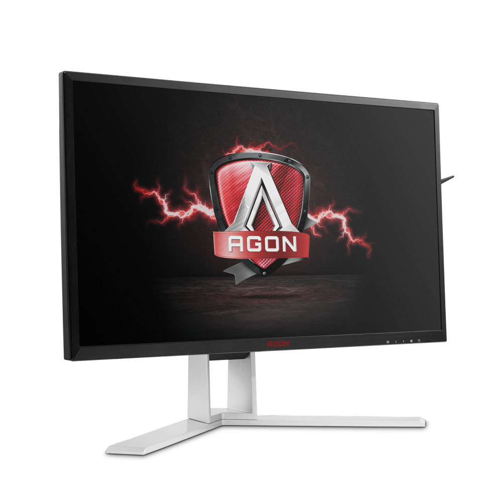 27'' LED AOC AGON AG271QG-QHD,IPS,350cd,165Hz,DP,r