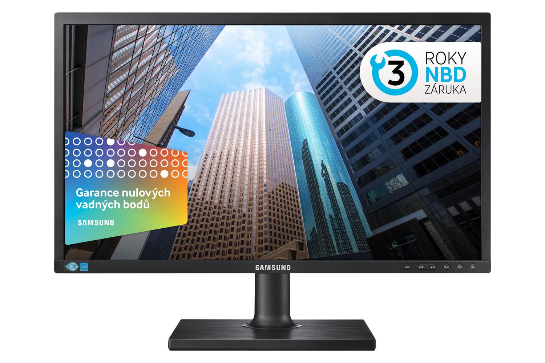 24' LED Samsung S24E650 - FHD,PLS,HDMI,USB,piv,rep