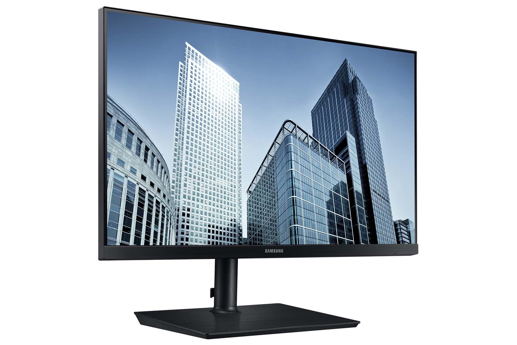 24' Samsung S24H850 WHQD - HDMI