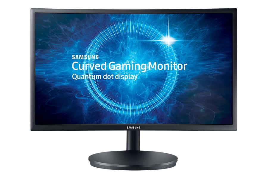 24' Samsung C24FG70F - FullHD,D-Sub, HDMI