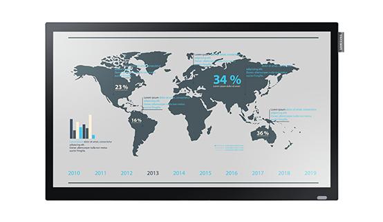 22' LED Samsung DB22D-T FHD,HDMI,WiFi,USB,rep,16/7