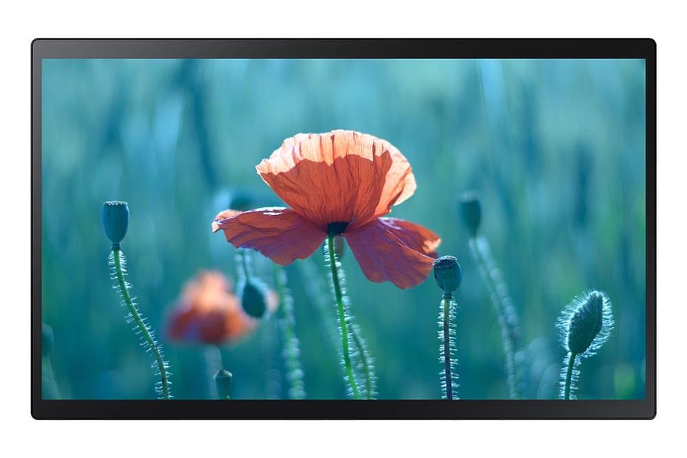 24'' LED Samsung QB24R-T-FHD,300cd,MI,touch,16/7 - LH24QBRTBGCXEN