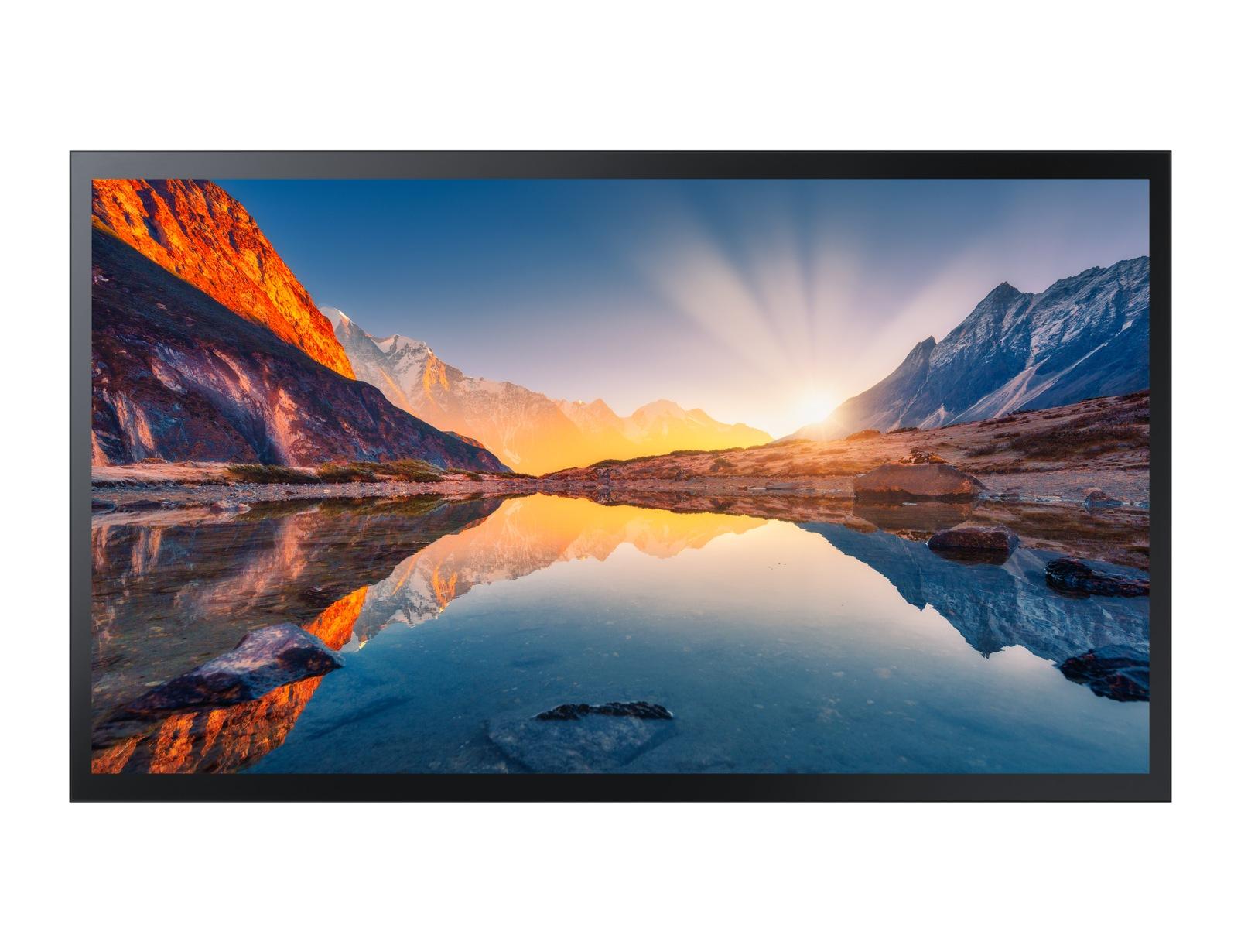 43'' LED Samsung QM43R-T - UHD, 400cd, 24/7 - LH43QMRTBGCXEN
