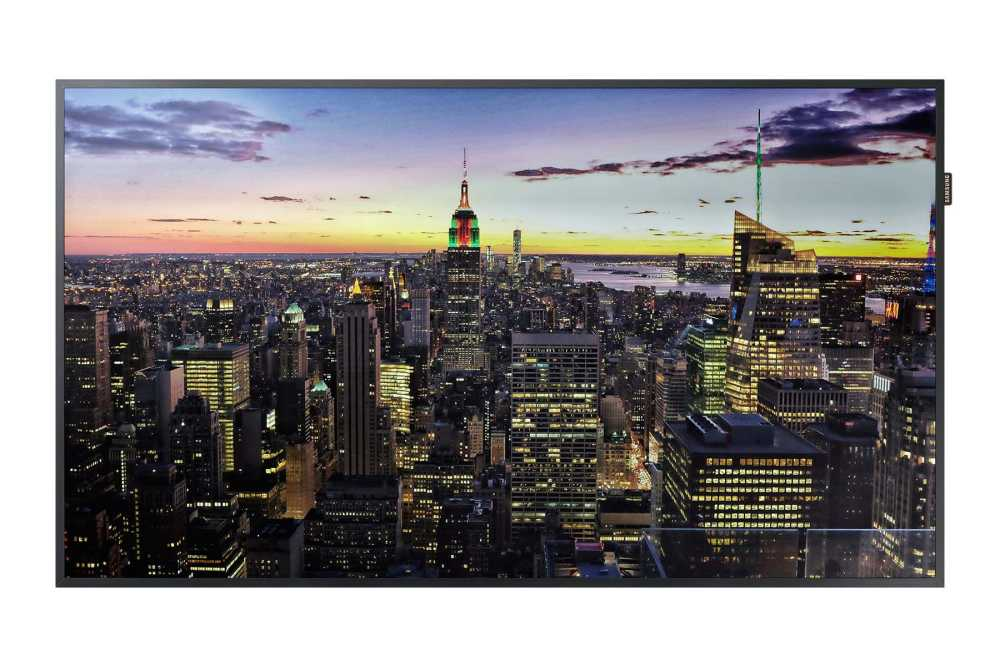 49'' LED Samsung QM49H - UHD,500cd,MI,24/7